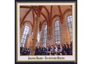 VARIOUS - Ein Deutsches Requiem - (CD)