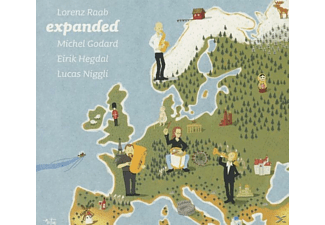Lorenz Raab - EXPANDED  - (CD)