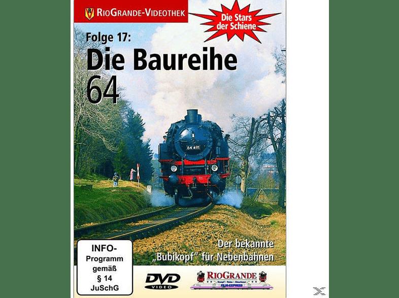 Die Baureihe 64 Bublikopf auf Schienen [DVD]