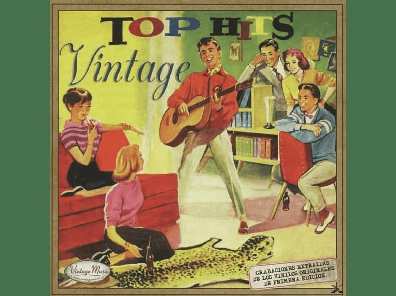 VARIOUS - Top Hits - Vintage [CD]