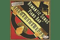 VARIOUS - Romantic Songs Piano Bar [CD]