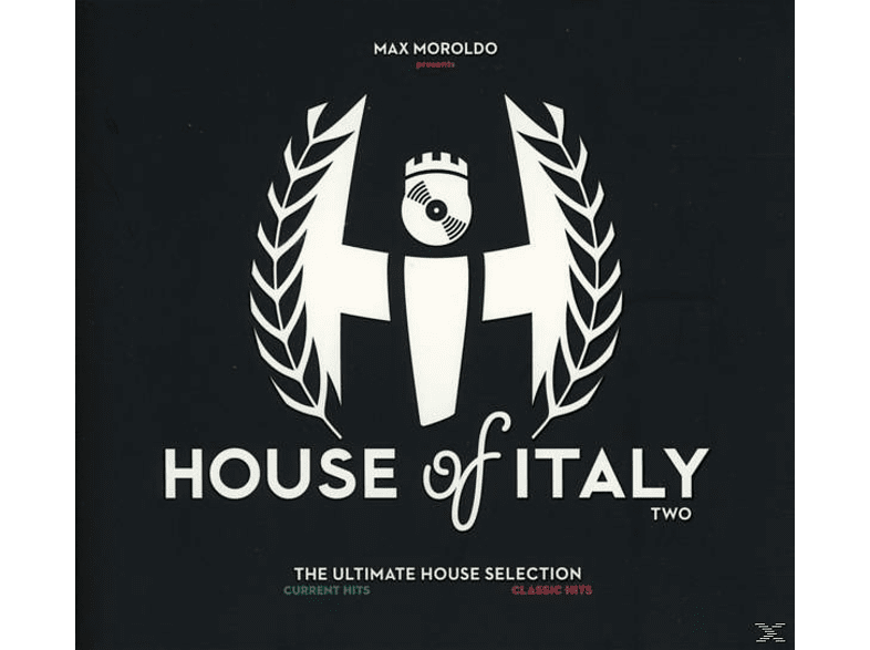 VARIOUS - House Of Italy Vol.2 [CD]