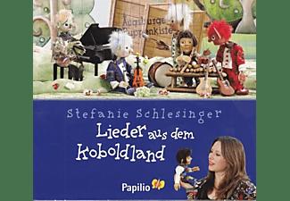 Stefanie Schlesinger - Lieder aus dem Koboldland  - (CD)