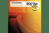 VARIOUS - safahi lounge vol.1 [CD]