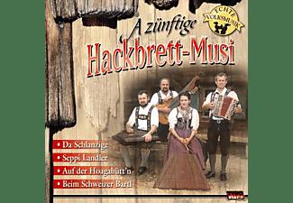 Hackbrett Gust Hans - A zünftige Hackbrett-Musi  - (CD)