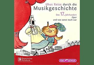 Udo Wachtveitl - Das 17.Jahrhundert-Oper  - (CD)