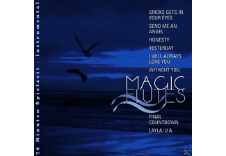 Magic Flutes - Magic Flutes  - (CD)