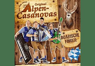 ORIG. Alpen Casanovas - Boarische Finger  - (CD)