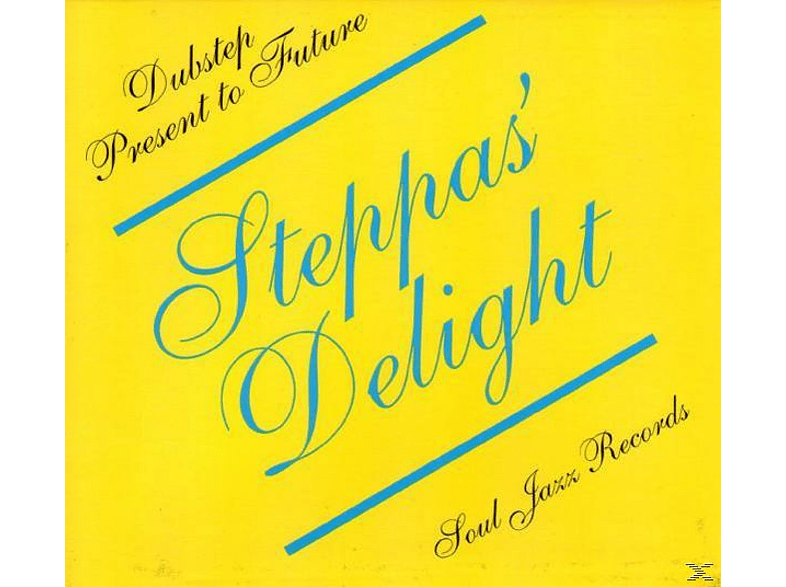 VARIOUS - Steppas' Delight-Dubstep Present To Future [CD]