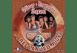 Oliver - Re-Landed...Plus/Rock Has Landed-It's Alive  - (CD)