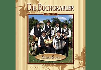 Die Buchgrabler - Letzte Ernte (15 Jahre)  - (CD)
