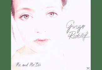 Ginger Redcliff - Me & Mr.Bola  - (CD)