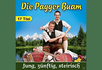 Die Pagger Buam - Jung, zünftig, steirisch  - (CD)