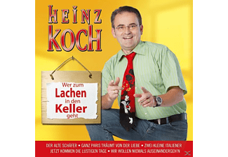 Heinz Koch - Wer zum Lachen in den Keller geht  - (CD)