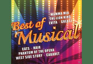 VARIOUS - Best of Musical  - (CD)