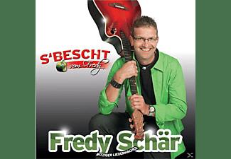 Fredy Schär - S Bescht vom Fredy  - (CD)