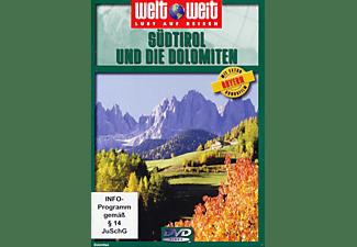 Südtirol und die Dolomiten DVD