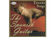 VARIOUS - The Spanish Guitar [CD]