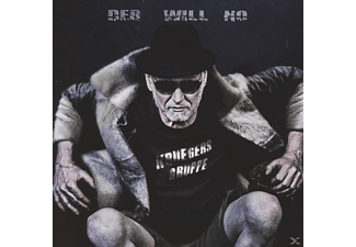 Kruegers Randgruppe - Der Will No  - (CD)