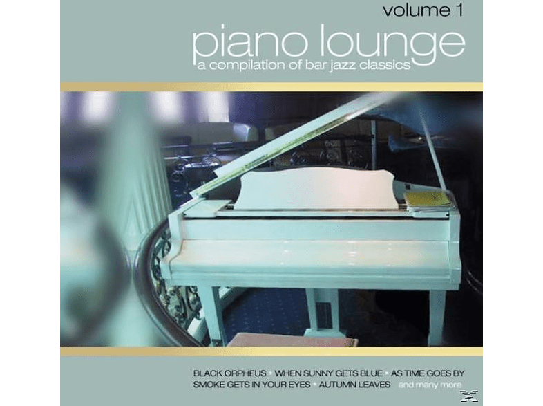VARIOUS - Piano Lounge Vol.1 [CD]