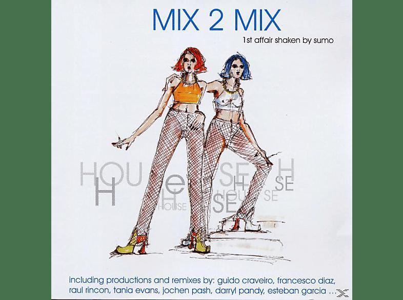 VARIOUS/SUMO - mix 2 mix-1st affair [CD]