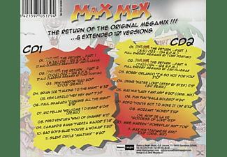 VARIOUS - Max Mix - El Retorno Del Autentico Megamix !!!  - (CD)