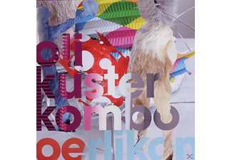 Oli Kombo Kuster - Oerlikon  - (CD)