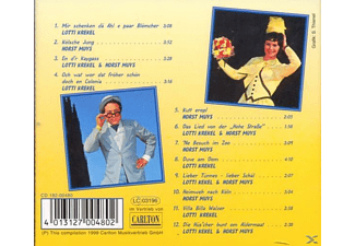 Lotti Krekel - Lotti Krekel & Horst Muys  - (CD)