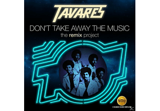 Tavares - Don't Take Away The Music-The Remix Project  - (CD)