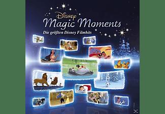 OST/VARIOUS - Disney Magic Moments-Die Größten Disney Filmhits   - (CD)