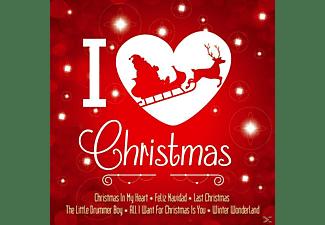 White Christmas All-stars - I love Christmas-A wonderful Christmastime  - (CD)