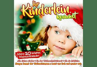Die Sternenkinder - Ihr Kinderlein kommet-meine 20 liebsten Weihnachtslieder  - (CD)