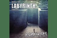 Holdorf,Jürgen/Hopt,Anita/Lelle,Tobias/+++ - MORD IN SERIE 24: LABYRINTH - (CD)