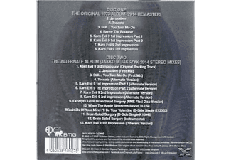 Emerson, Lake & Palmer - Brain Salad Surgery (Deluxe Edition)  - (CD)
