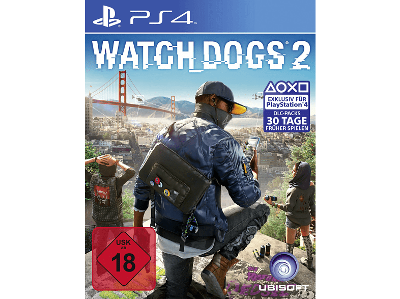 Watch Dogs 2 (Standard Edition) [PlayStation 4]
