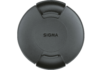 SIGMA LCF III, Frontdeckel, Schwarz
