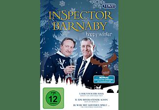 Inspector Barnaby Happy Winter  DVD
