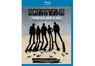 Scorpions - Forever And A Day/Live In Munich 2012 - (Blu-ray)