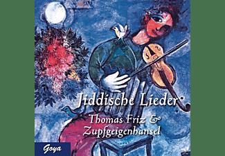 Zupfgeigenhansel, Thomas Friz - Jiddische Lieder  - (CD)
