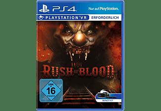 Until Dawn™: Rush of Blood - [PlayStation 4]