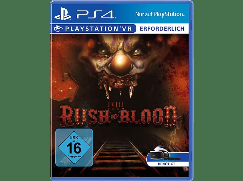 Until Dawn™: Rush of Blood [PlayStation 4]