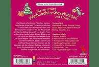 Meine ersten Weihnachts-Geschichten und Lieder - (CD)