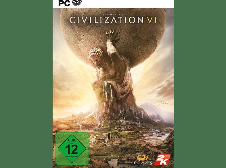 Sid Meiers Civilization VI [PC]