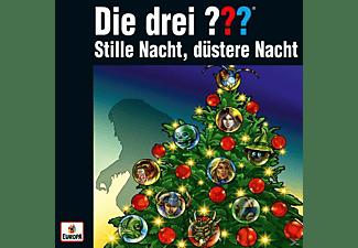 Die Drei ??? - Adventskalender-Stille Nacht,düstere Nacht  - (CD)