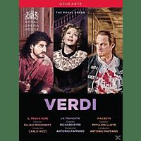 Cura/Fleming/Keenlys - Il Trovatore/La Traviata/Macbeth - [DVD]