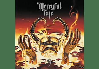 Mercyful Fate - 9 (180g Black Vinyl)  - (Vinyl)