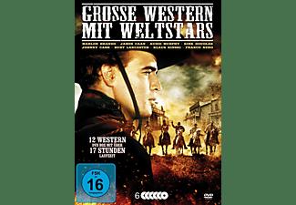Grosse Western mit Weltstars DVD