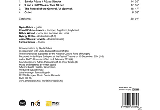 Babos - BABOS MAKROKOZMOSZ  - (CD)