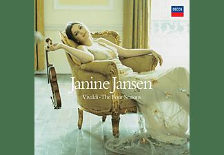 Janine Jansen - Die Vier Jahreszeiten  - (Vinyl)