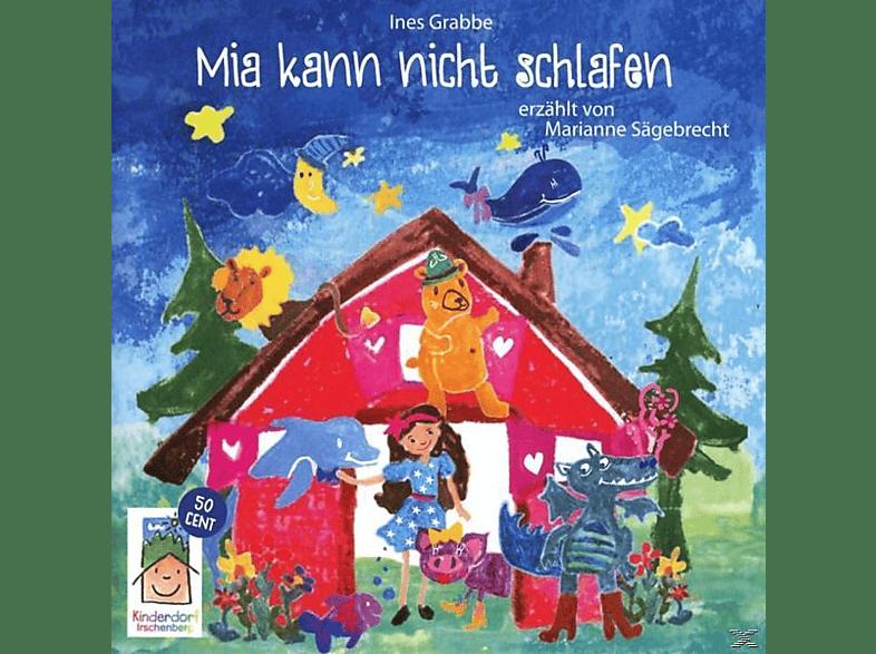 Ines Grabbe - Mia kann nicht schlafen - (Bücher)